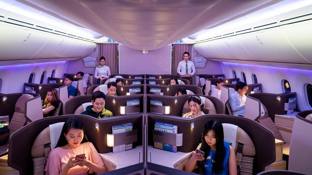 Bamboo Airways được Bộ Giao thông vận tải Mỹ cấp phép bay thẳng đến Mỹ bằng Boeing 787-9 Dreamliner - Ảnh 1.