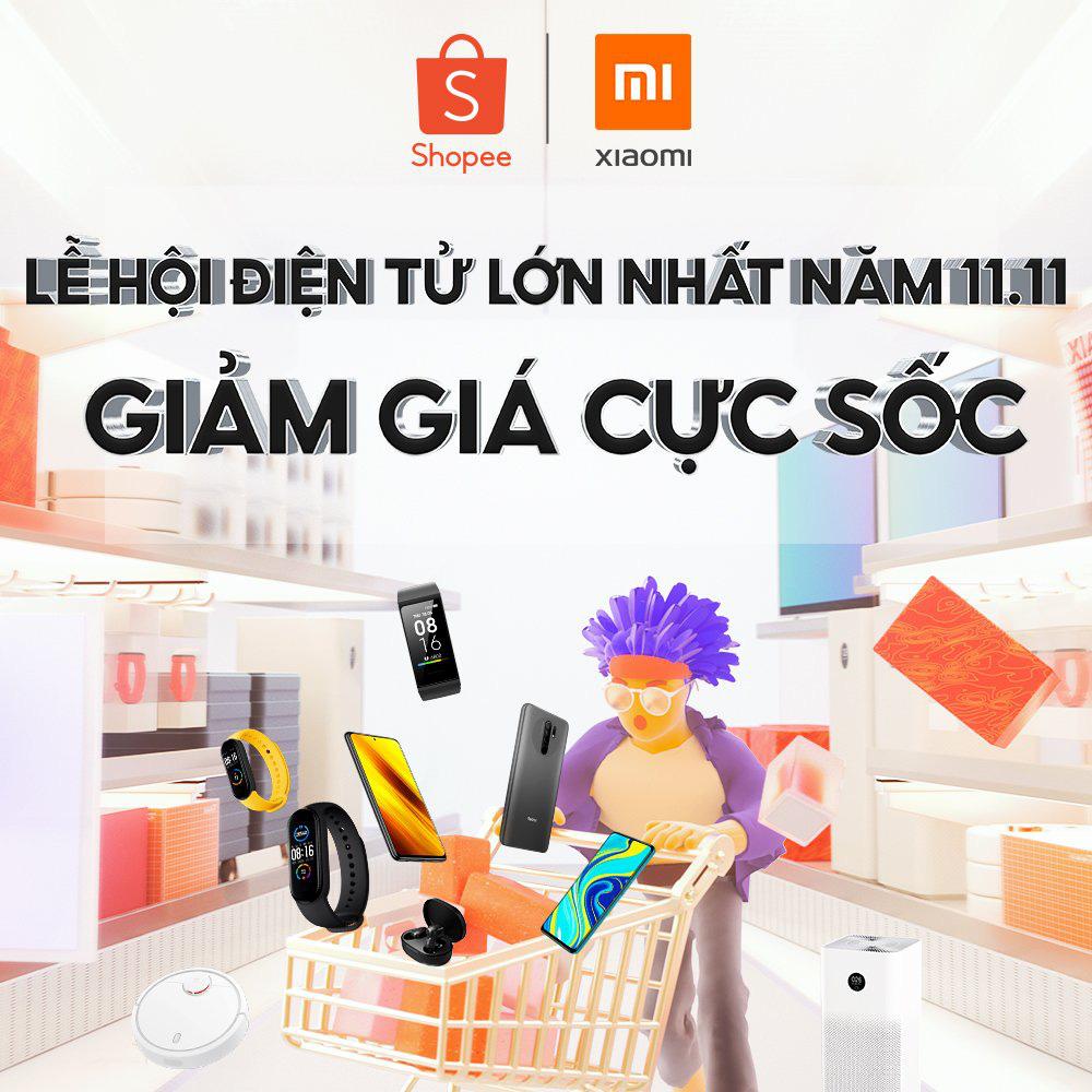 Siêu tiết kiệm - sắm thả ga hàng loạt sản phẩm Xiaomi với mức giá siêu ưu đãi nhân ngày lễ độc thân 11.11 - Ảnh 2.
