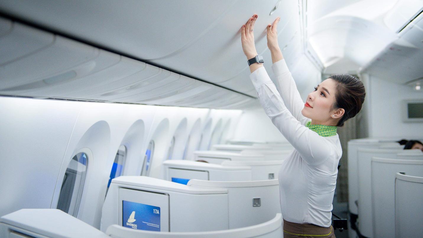 Bamboo Airways được Bộ Giao thông vận tải Mỹ cấp phép bay thẳng đến Mỹ bằng Boeing 787-9 Dreamliner - Ảnh 3.