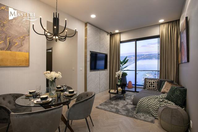 Trải nghiệm đặc biệt với nhà mẫu của dự án Masteri Waterfront tại Hà Nội - Ảnh 4.