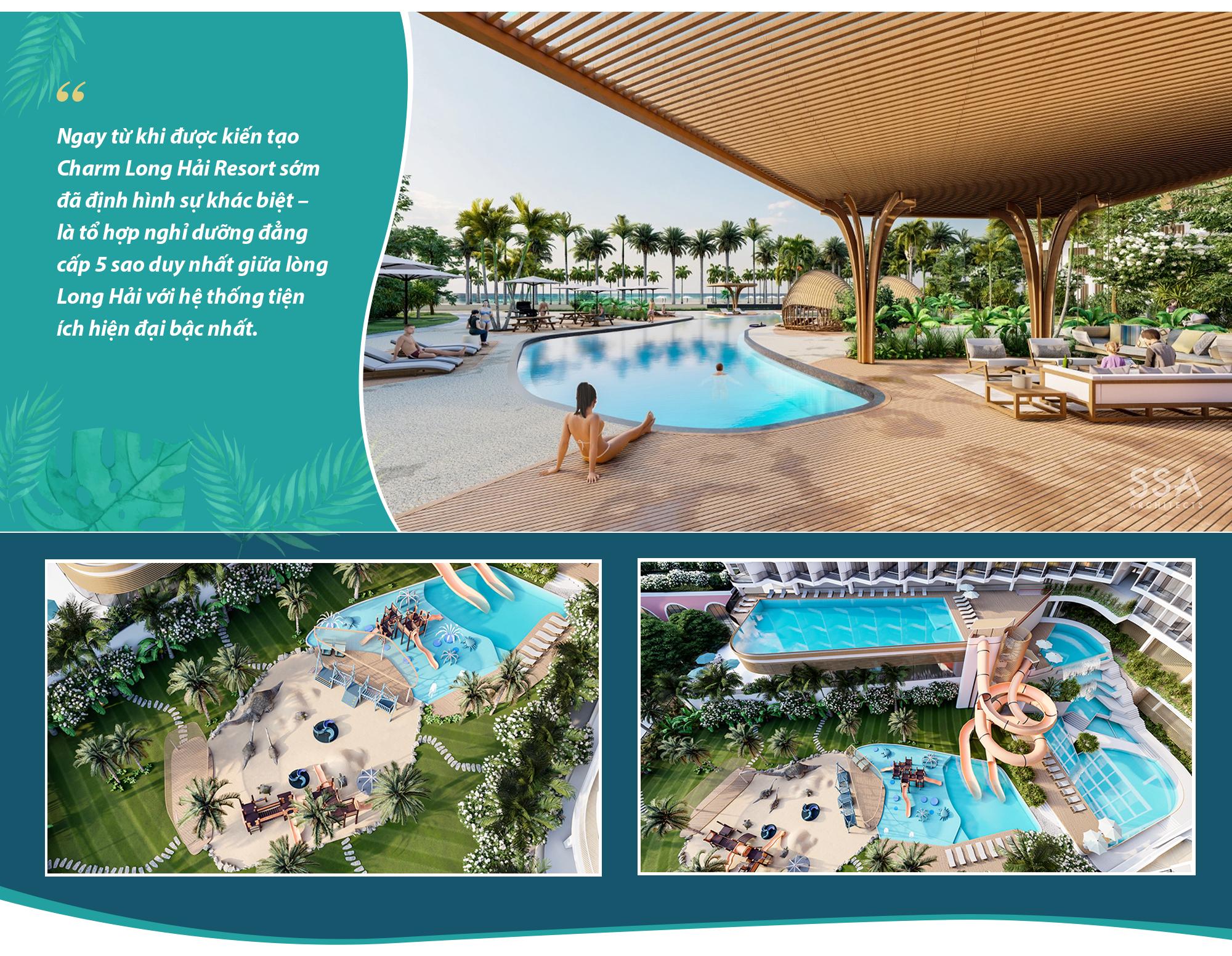 Charm Long Hải Resort – Khởi động hành trình kiến tạo những biểu tượng của Charm Group - Ảnh 6.