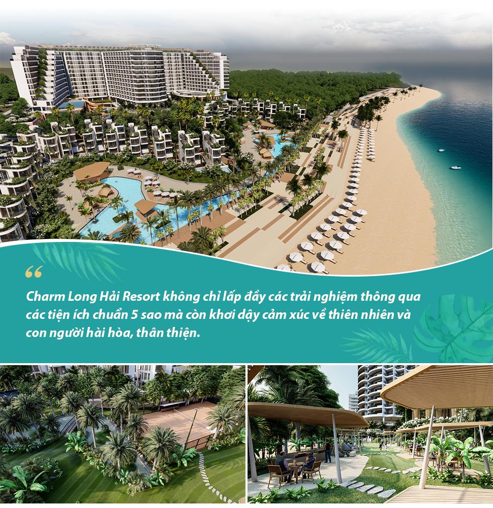 Charm Long Hải Resort – Khởi động hành trình kiến tạo những biểu tượng của Charm Group - Ảnh 7.