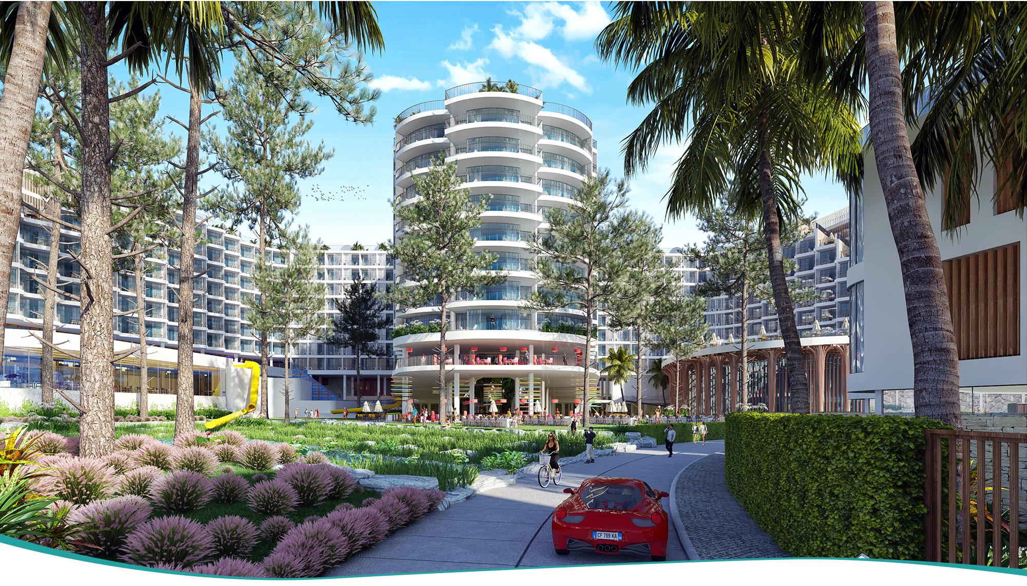 Charm Long Hải Resort – Khởi động hành trình kiến tạo những biểu tượng của Charm Group - Ảnh 10.