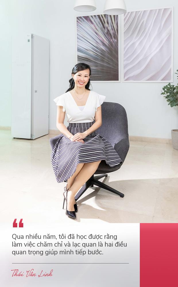 Mấu chốt tạo nên chân dung doanh nhân thời đại: chỉn chu trong từng chi tiết, luôn lạc quan và khát khao thành công - Ảnh 6.