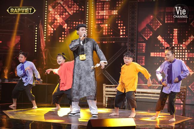 Nóng, tiết lộ giải thưởng lớn chưa từng được công bố ở Rap Việt - Ảnh 6.