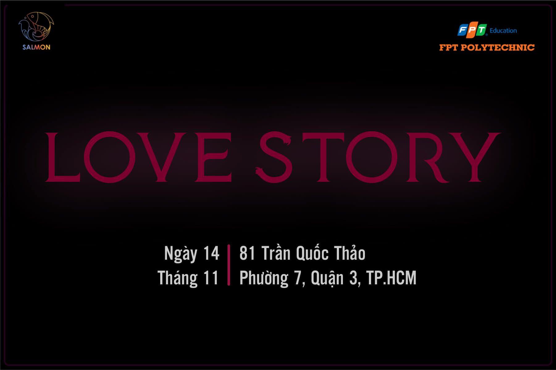 Love Story - Câu chuyện tình yêu viết bằng chính bạn - Ảnh 1.