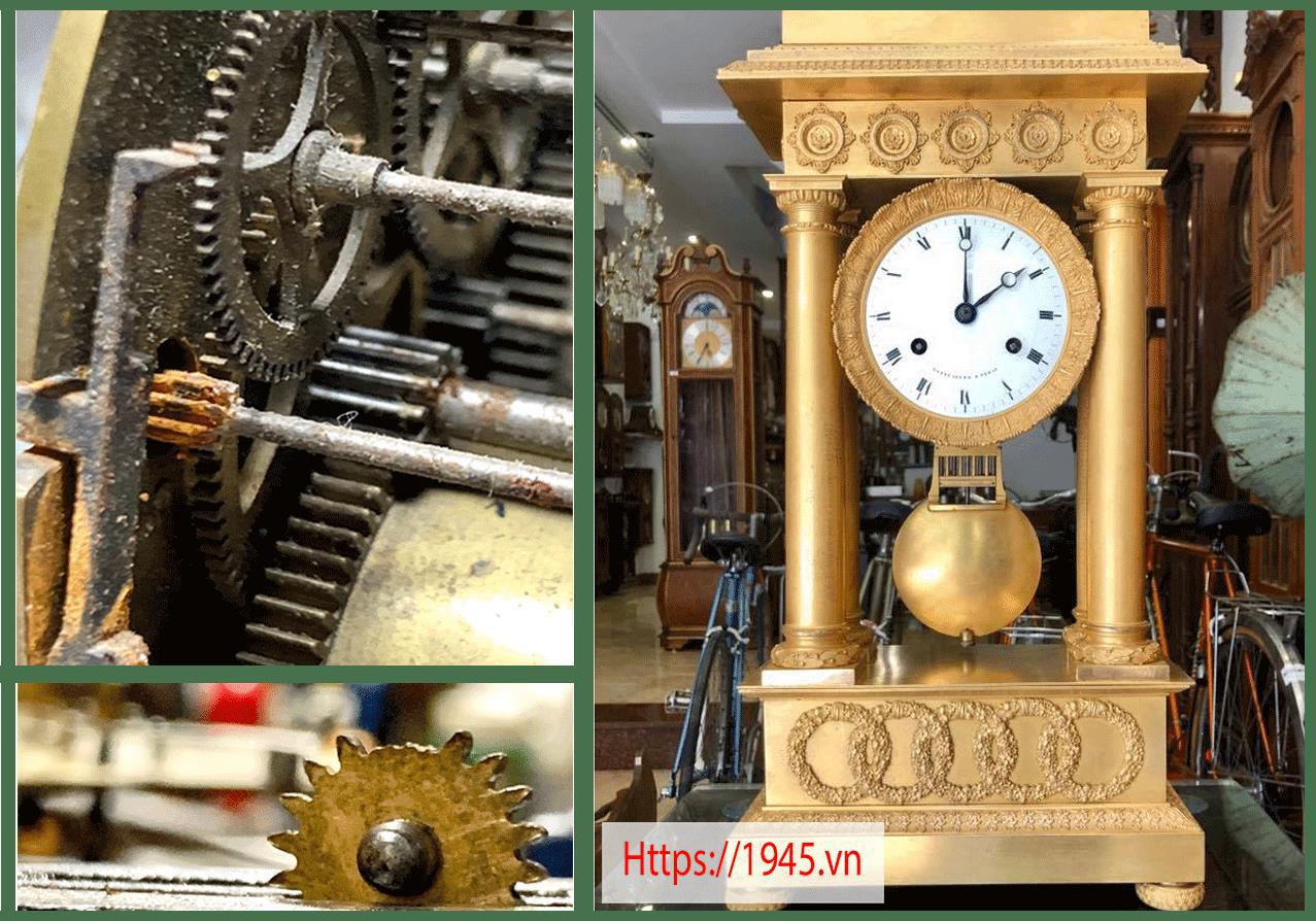 Chiêm ngưỡng bộ sưu tập đồng hồ cổ 1945.vn tại Hà Nội - Ảnh 3.