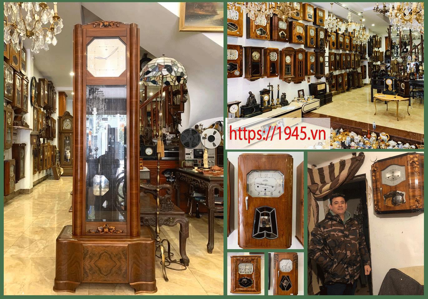 Chiêm ngưỡng bộ sưu tập đồng hồ cổ 1945.vn tại Hà Nội - Ảnh 4.