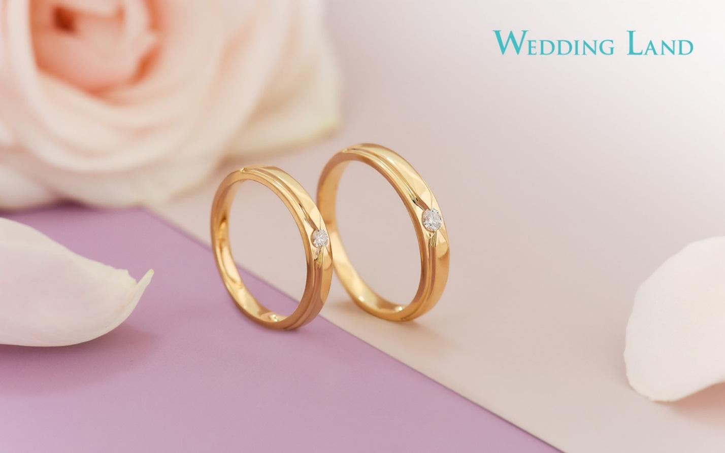 Mua nhẫn cưới kim cương tự nhiên Wedding Land giá chỉ từ 6 triệu đồng - Ảnh 3.