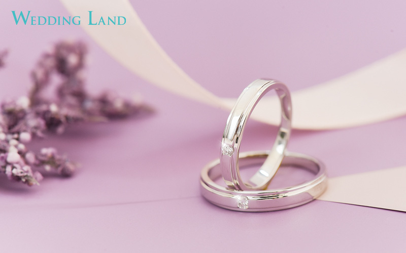 Mua nhẫn cưới kim cương tự nhiên Wedding Land giá chỉ từ 6 triệu đồng - Ảnh 4.