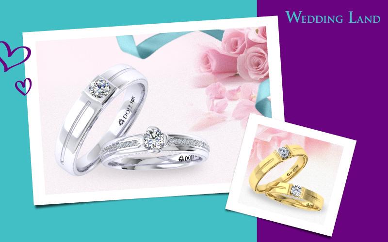 Mua nhẫn cưới kim cương tự nhiên Wedding Land giá chỉ từ 6 triệu đồng - Ảnh 8.