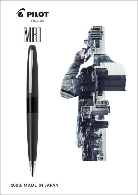 Bút ký Pilot - Nét tinh xảo mang văn hóa Nhật Bản - Ảnh 1.