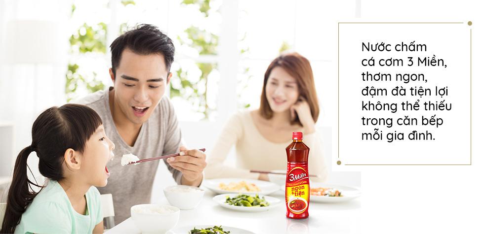 Nước mắm - Gói trọn tinh túy ẩm thực Việt trong chiếc chén nhỏ gắn kết bao thế hệ gia đình - Ảnh 11.