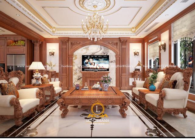 Nội Thất Long Thành – Kiến tạo vẻ đẹp hoàn mỹ cho ngôi nhà của bạn - Ảnh 1.