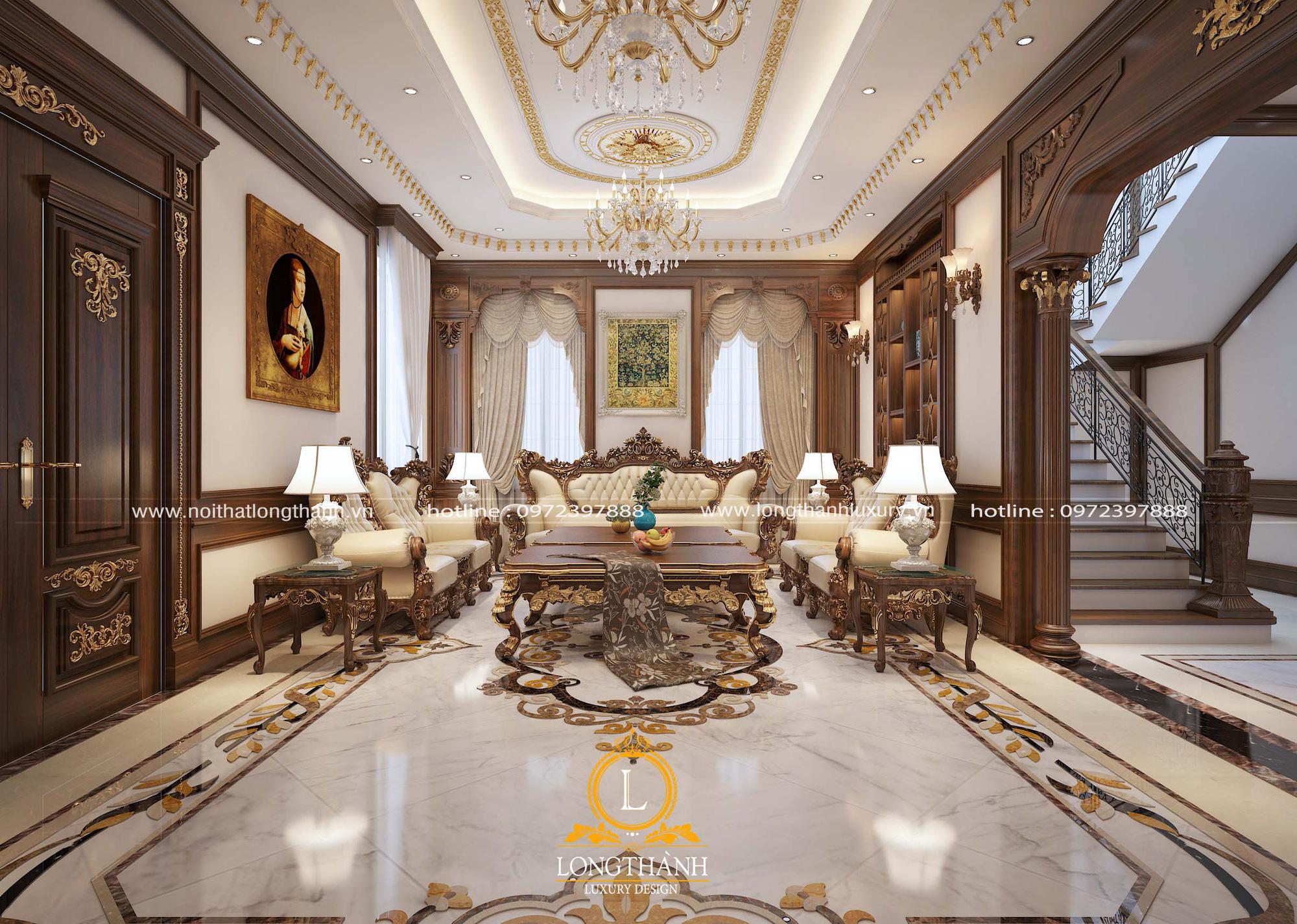 Nội Thất Long Thành – Kiến tạo vẻ đẹp hoàn mỹ cho ngôi nhà của bạn - Ảnh 3.