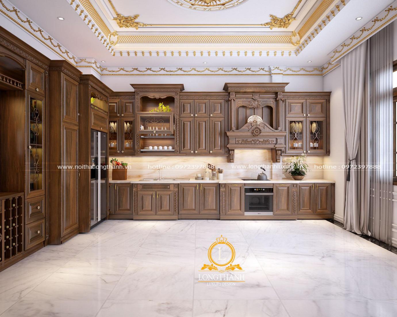 Nội Thất Long Thành – Kiến tạo vẻ đẹp hoàn mỹ cho ngôi nhà của bạn - Ảnh 4.