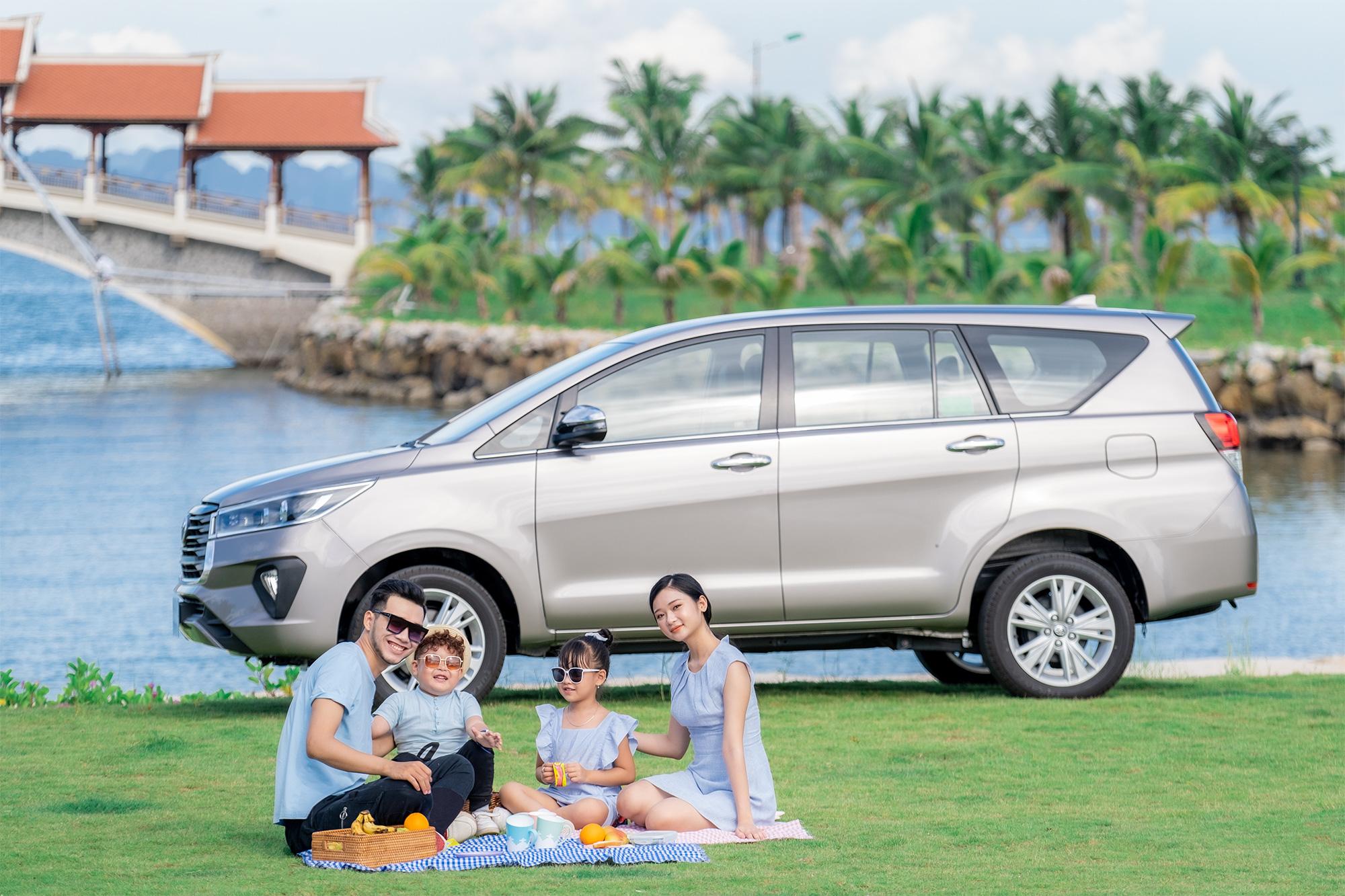Tăng cường công nghệ cho thế hệ Innova 2020, Toyota khẳng định vị thế ông lớn tại thị trường Việt Nam - Ảnh 4.