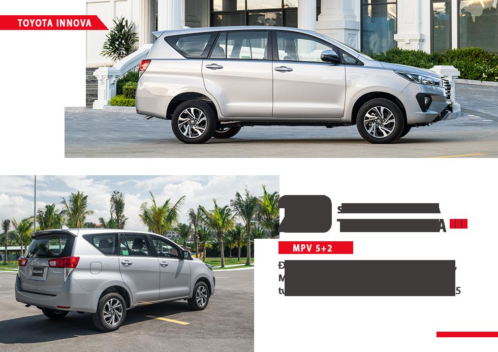 Tăng cường công nghệ cho thế hệ Innova 2020, Toyota khẳng định vị thế ông lớn tại thị trường Việt Nam - Ảnh 6.