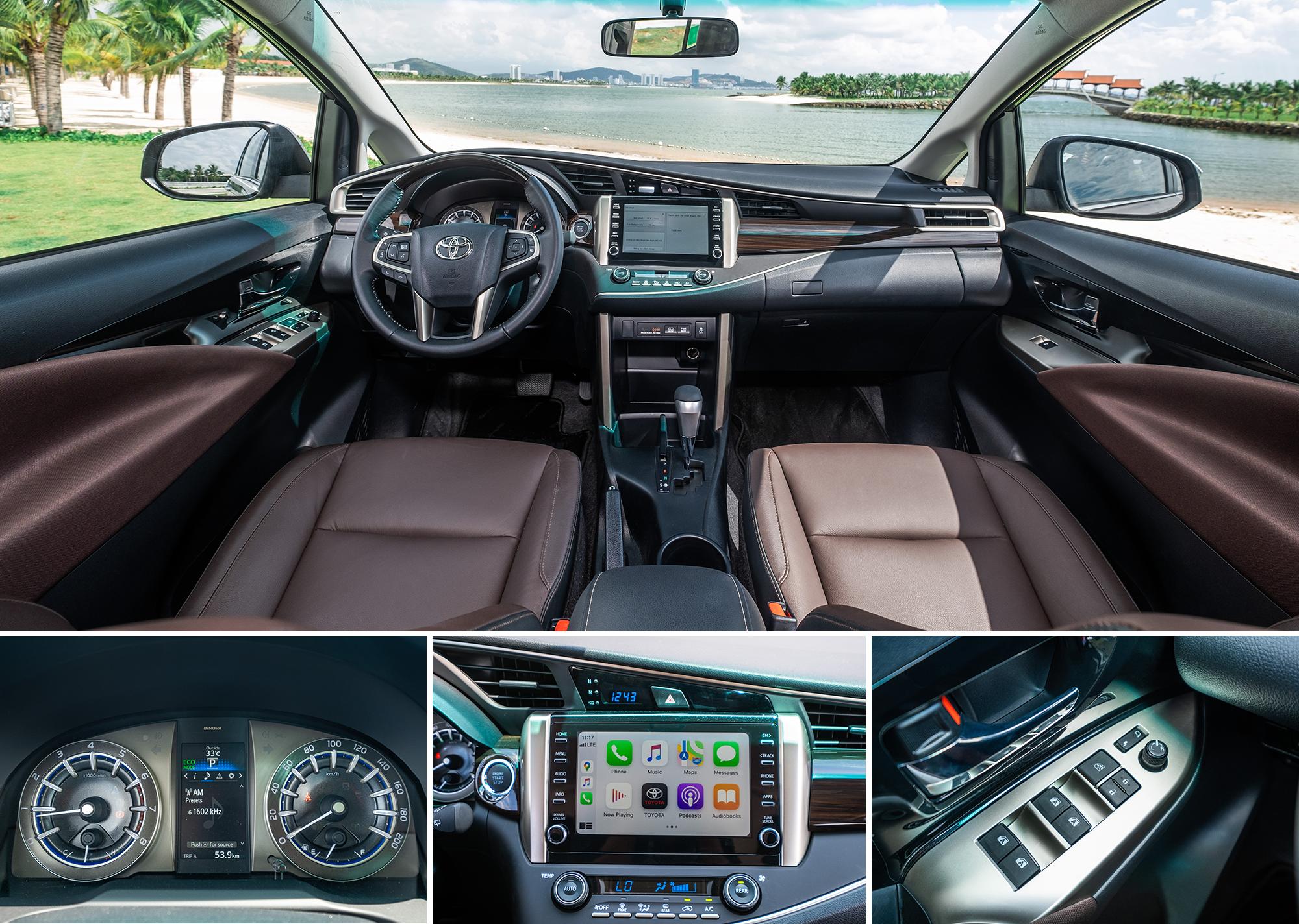 Tăng cường công nghệ cho thế hệ Innova 2020, Toyota khẳng định vị thế ông lớn tại thị trường Việt Nam - Ảnh 12.