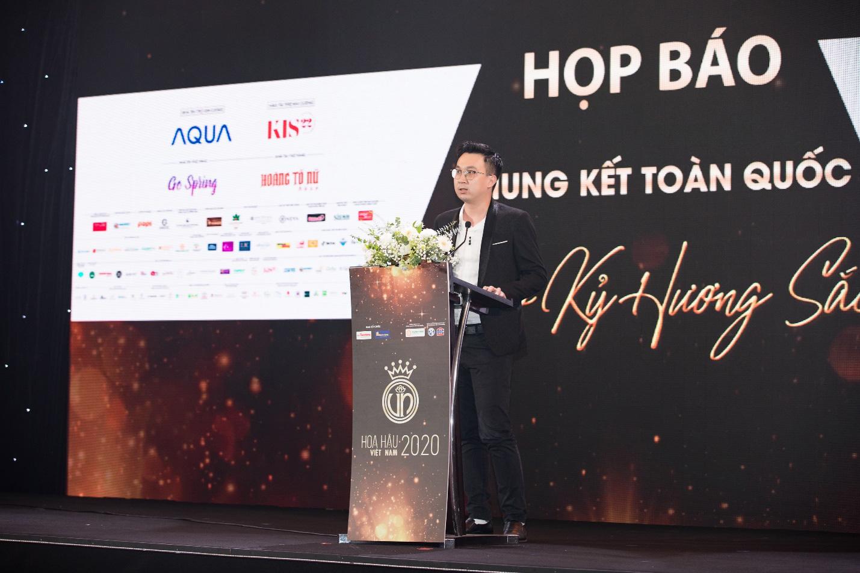 Mỹ phẩm Kis22 đồng hành cùng Hoa hậu Việt Nam 2020 trong buổi Họp báo Chung kết toàn quốc - Ảnh 2.