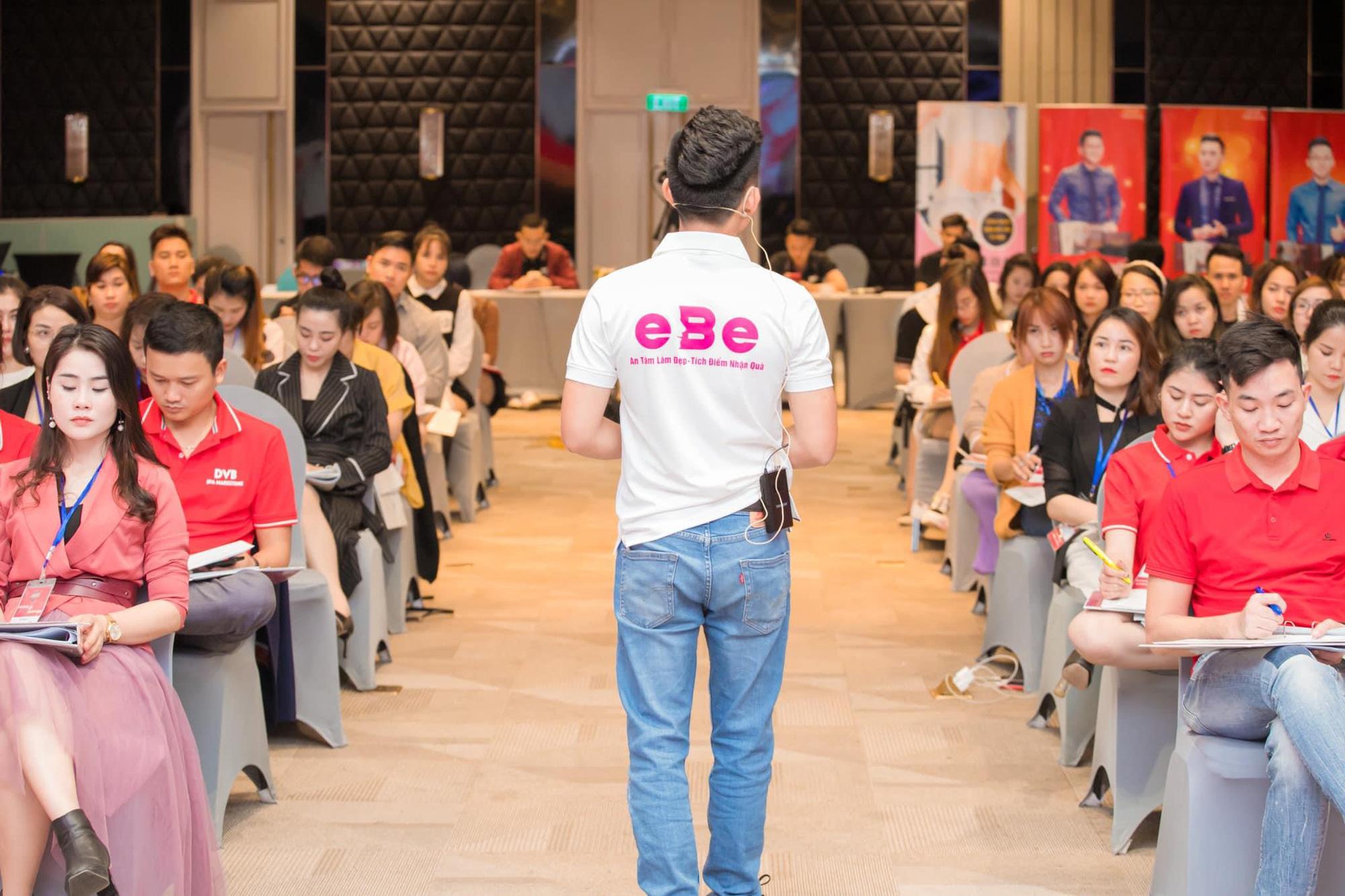 Nền tảng eBe của 2 nhà sáng lập 9x đem đến cơ hội đột phá cho ngành làm đẹp - Ảnh 3.