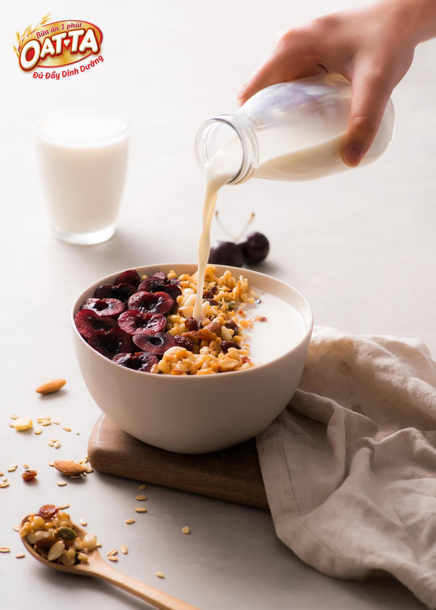 """Gợi ý """"biến hình"""" bữa ăn 1 phút chất như Food Blogger - Ảnh 2."""