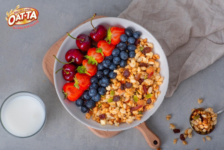 """Gợi ý """"biến hình"""" bữa ăn 1 phút chất như Food Blogger - Ảnh 4."""