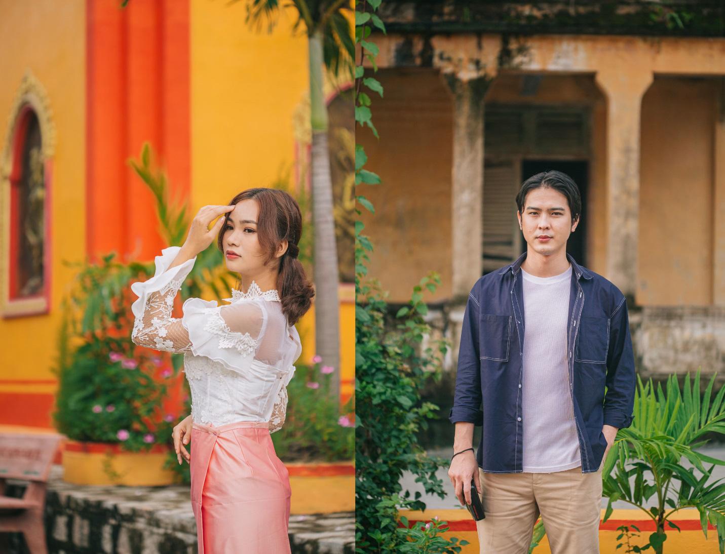 Linh Lê: Tôi mang cả một nền văn hóa Khmer vào trong tác phẩm và nâng niu nó - Ảnh 4.