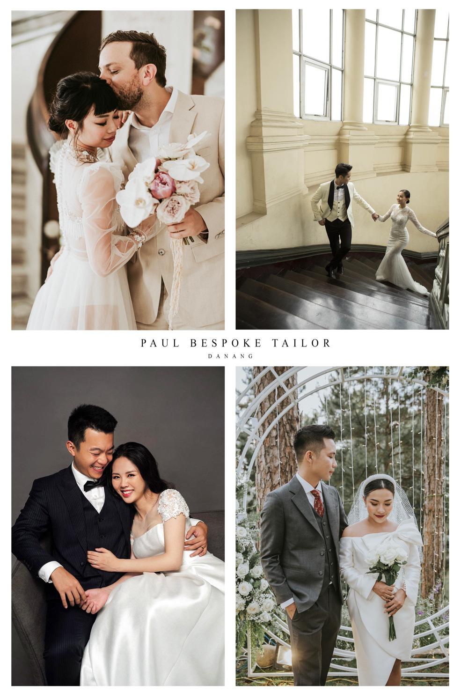 5 lý do may đo vest cưới trở thành xu hướng dành cho các chú rể - Ảnh 5.