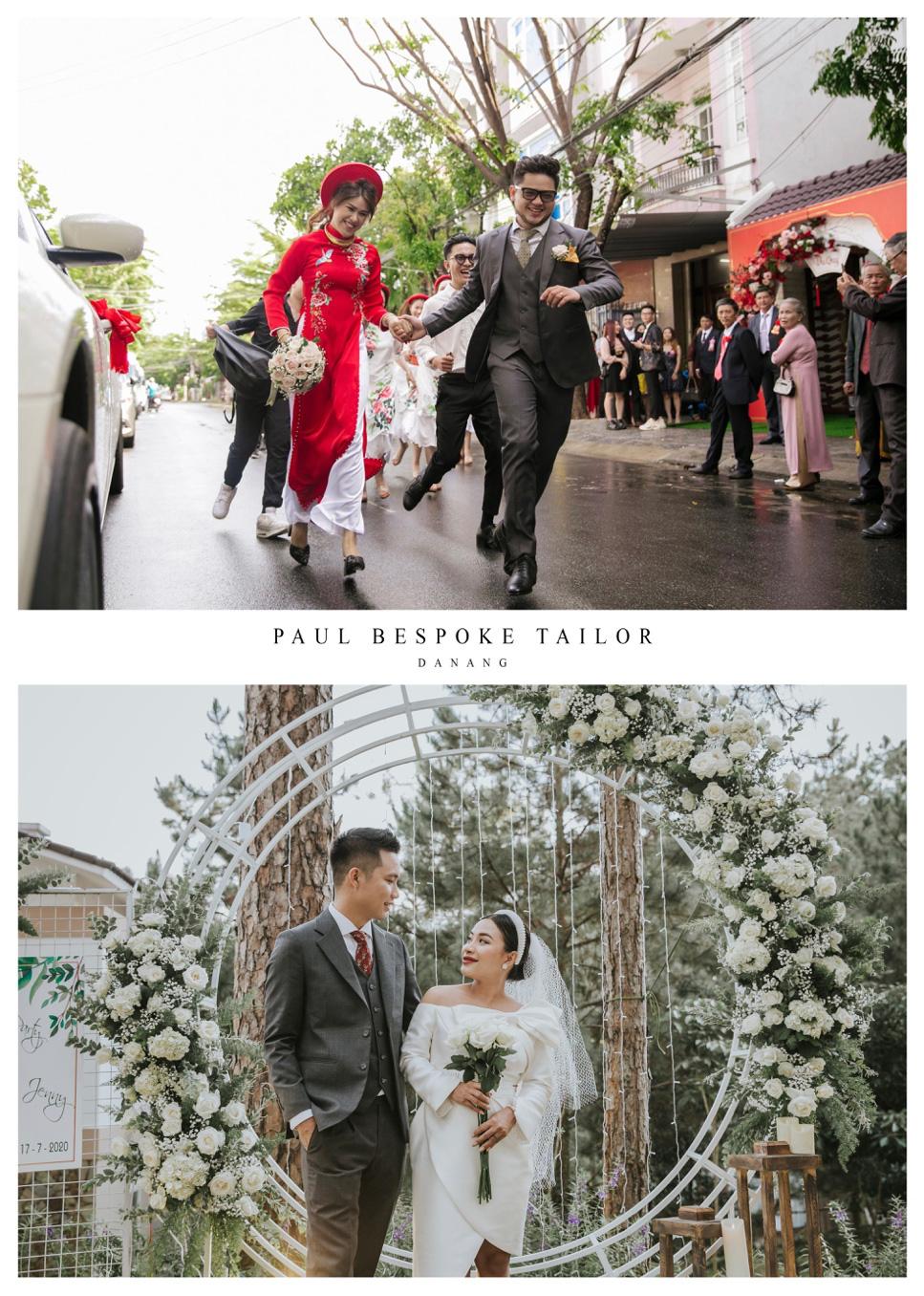 5 lý do may đo vest cưới trở thành xu hướng dành cho các chú rể - Ảnh 6.