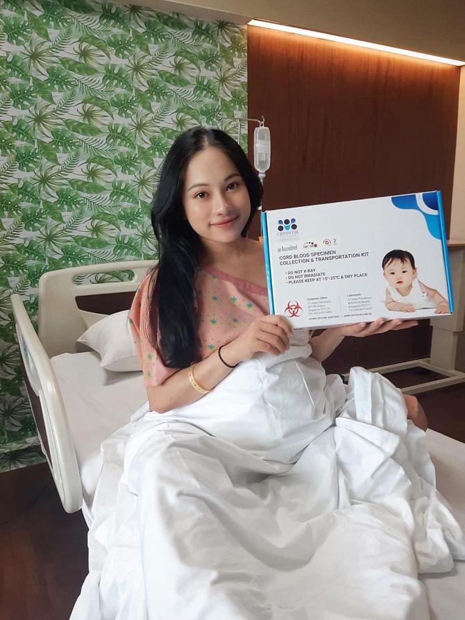 """Năm 2020 khó khăn, sao Việt vẫn mạnh tay chi khủng để lưu trữ tế bào gốc cho """"chuột vàng"""" của mình - Ảnh 5."""