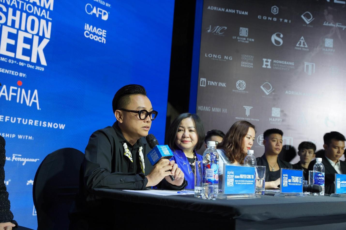 Aquafina Tuần lễ Thời trang Quốc tế Việt Nam 2020 chính thức trở lại: Tung teaser cực chất, thông điệp ý nghĩa - Ảnh 6.