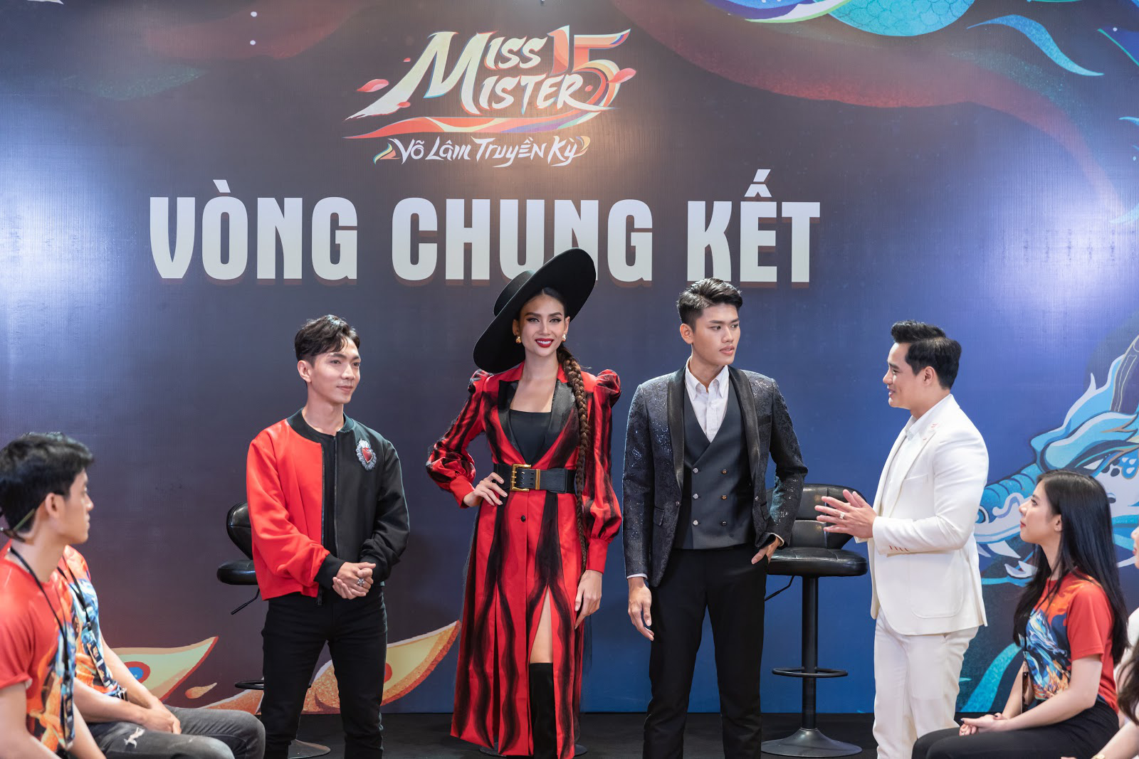 Siêu mẫu Võ Hoàng Yến: Thí sinh Miss & Mister VLTK 15 phá vỡ định kiến về thời trang của giới game thủ - Ảnh 1.