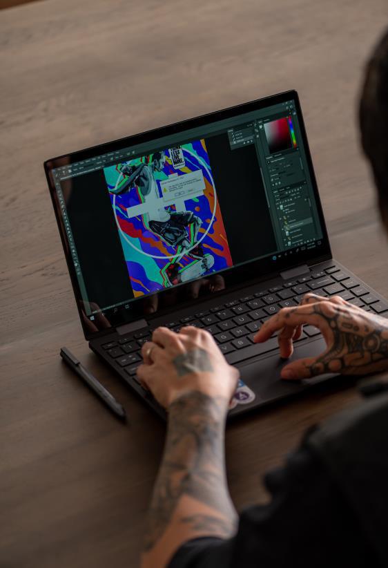 Phụ kiện công nghệ giúp thương hiệu Headless định hình cá tính - Ảnh 4.