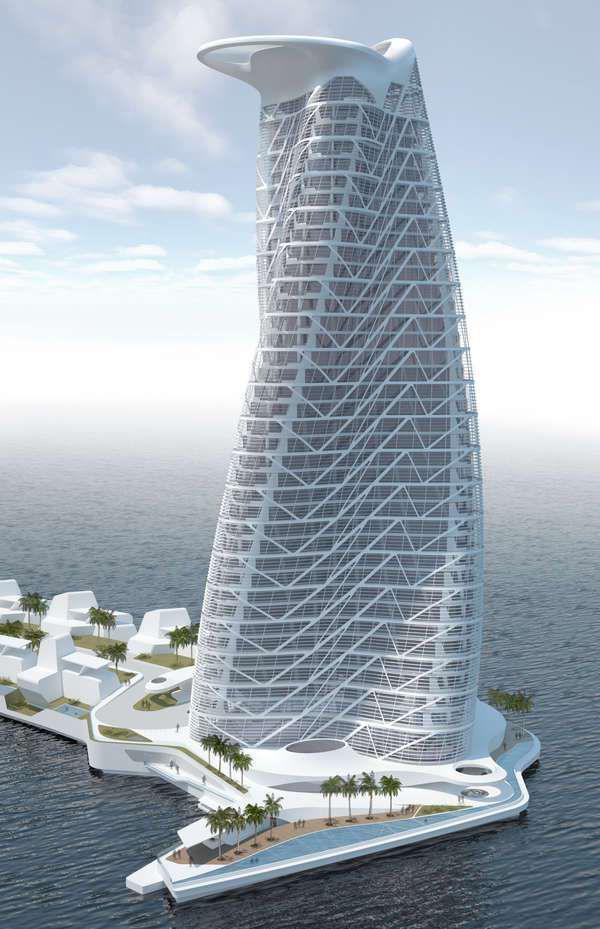 Việt Nam sẽ có dự án lọt top các toà tháp xanh cao bậc nhất thế giới - Ảnh 4.