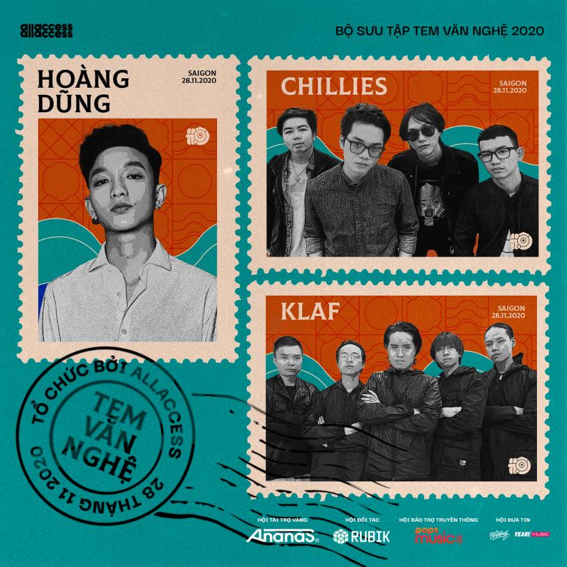 """Hội Music Festival tung dàn line-up """"chất ngất"""": Suboi, Cá Hồi Hoang, Chillies, Hoàng Dũng, The Sheep - Ảnh 3."""