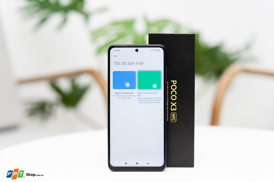 Được trả góp 0% lãi suất khi mua Poco X3 NFC tại FPT Shop - Ảnh 1.