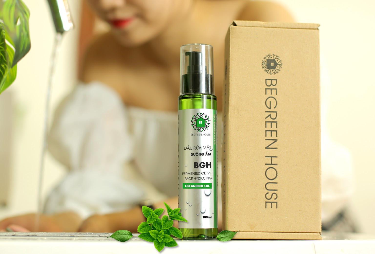 Dầu rửa mặt Begreen House - giải pháp làm sạch da nhanh gọn mà cực hiệu quả cho cô nàng bận rộn - Ảnh 2.