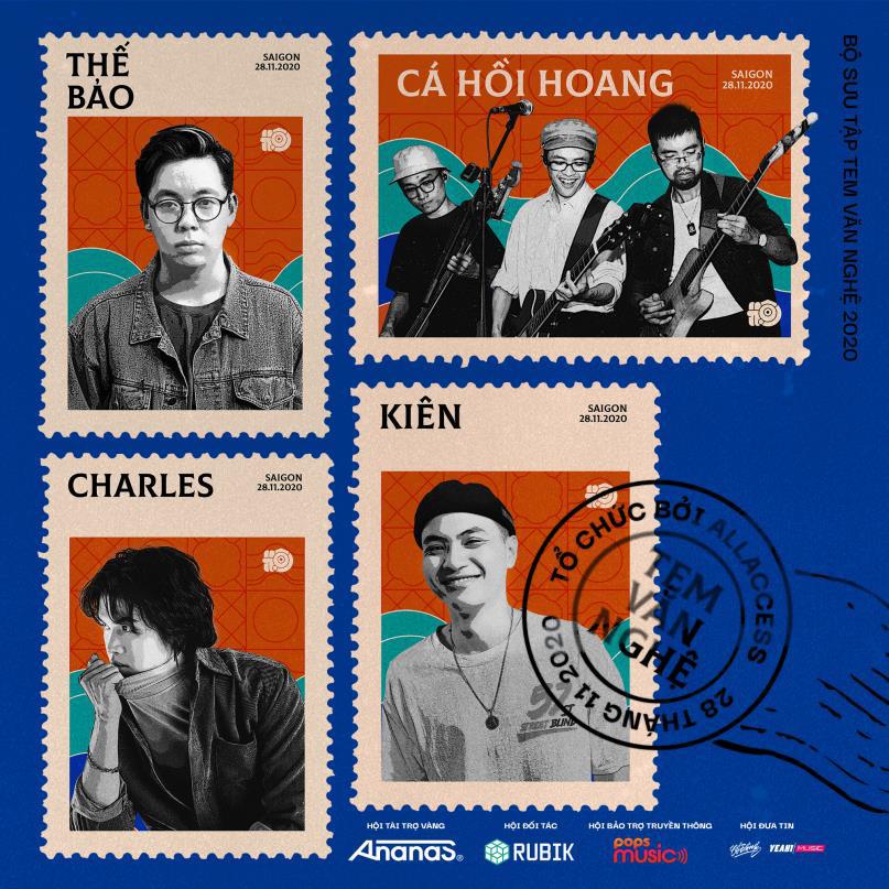 """Hội Music Festival tung dàn line-up """"chất ngất"""": Suboi, Cá Hồi Hoang, Chillies, Hoàng Dũng, The Sheep - Ảnh 2."""