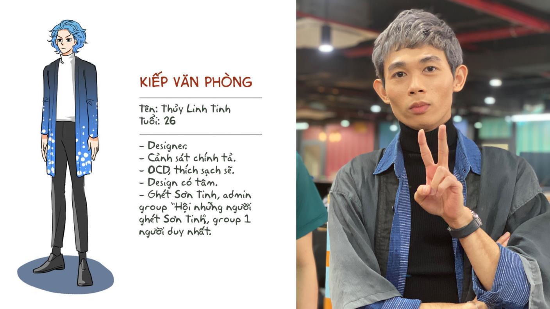 Hồng Thanh, Trang Hí sắp đụng độ trong Kiếp văn phòng - Ảnh 3.