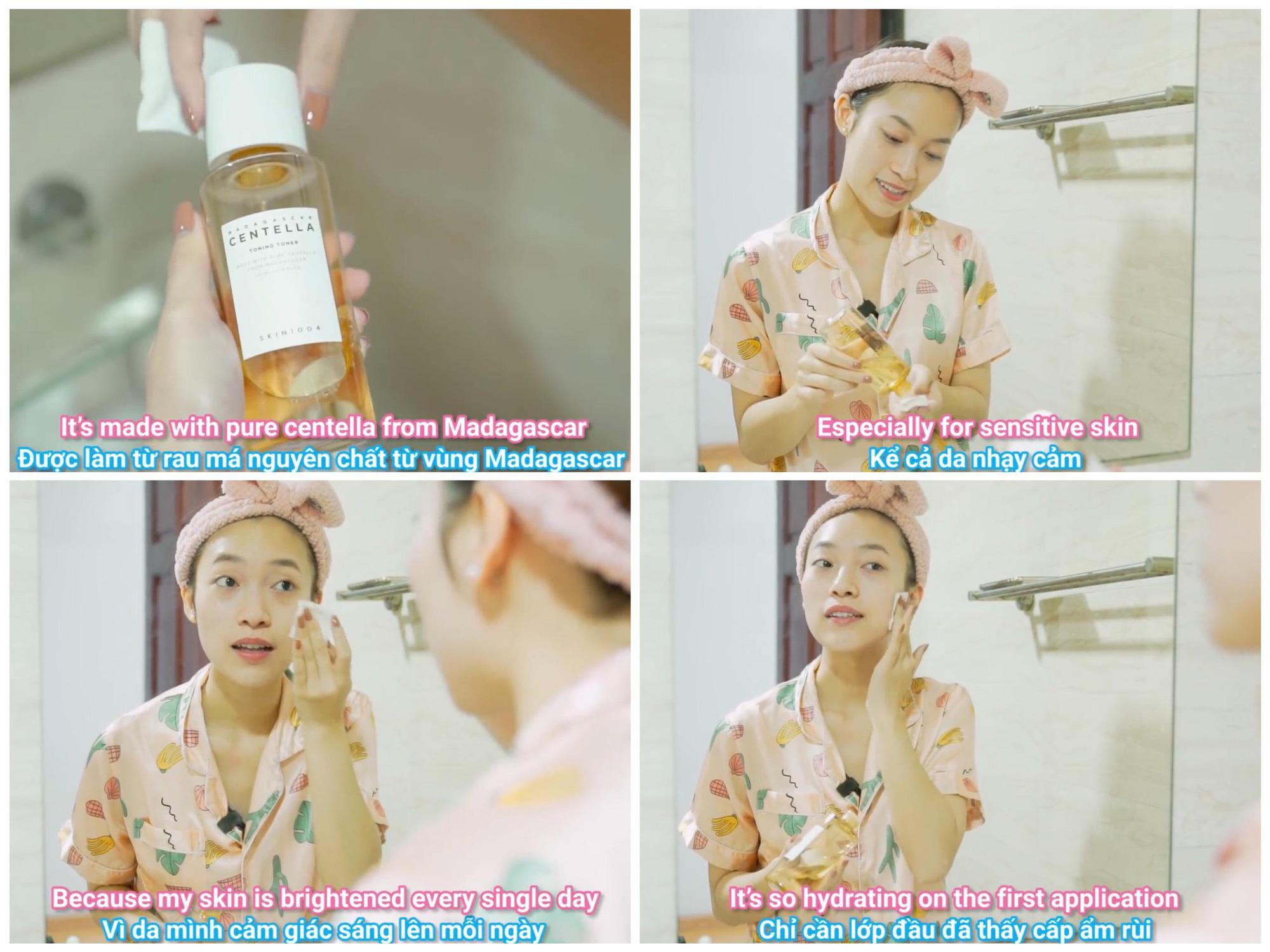 Áp dụng bí kíp dưỡng da này ngay để tỏa sáng như 2 cô nàng đa-zi-năng Suni Hạ Linh và Khánh Vy - Ảnh 3.
