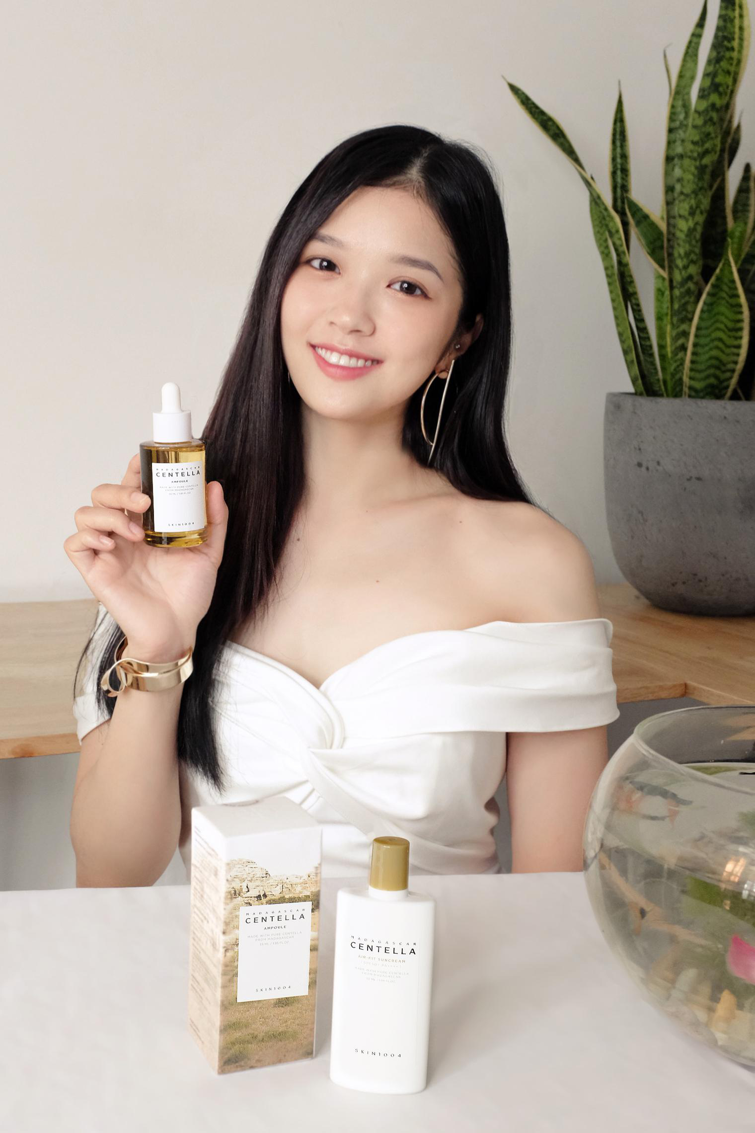 Áp dụng bí kíp dưỡng da này ngay để tỏa sáng như 2 cô nàng đa-zi-năng Suni Hạ Linh và Khánh Vy - Ảnh 4.