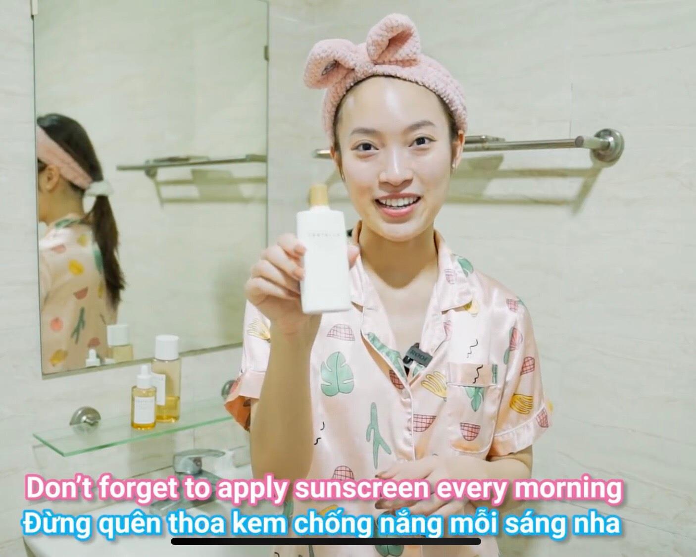 Áp dụng bí kíp dưỡng da này ngay để tỏa sáng như 2 cô nàng đa-zi-năng Suni Hạ Linh và Khánh Vy - Ảnh 5.