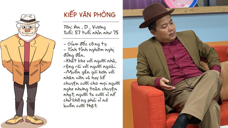 Hồng Thanh, Trang Hí sắp đụng độ trong Kiếp văn phòng - Ảnh 6.