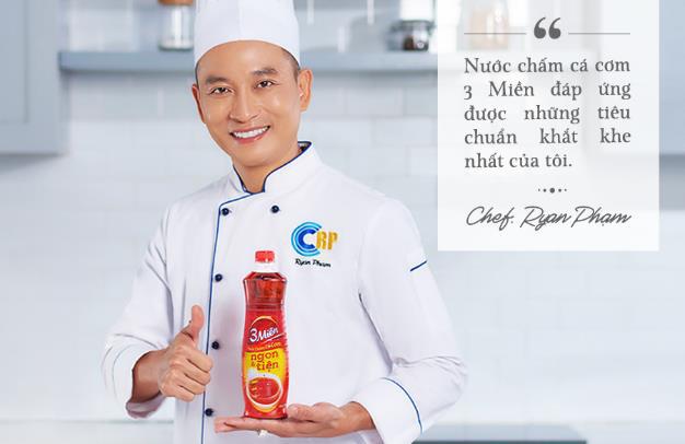 Nước chấm cá cơm 3 Miền – lựa chọn của Chef Ryan Phạm - Ảnh 5.