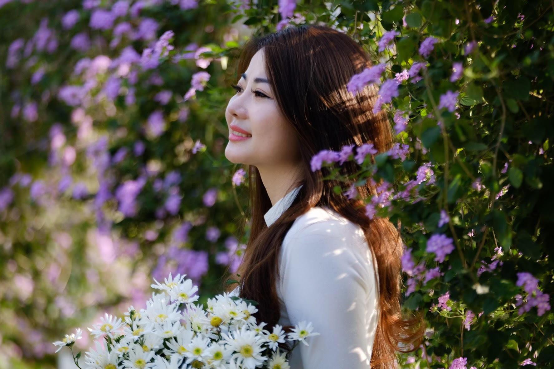 Địa điểm check-in các loài hoa đẹp bậc nhất trên thế giới nằm giữa lòng Hà Nội - Ảnh 7.