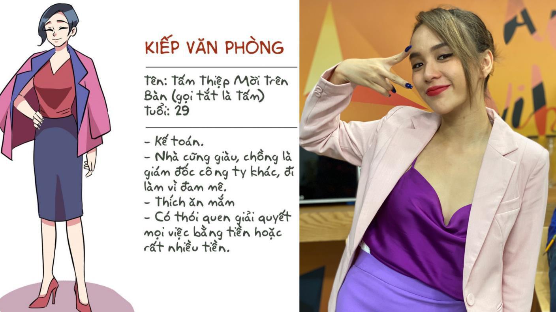 Hồng Thanh, Trang Hí sắp đụng độ trong Kiếp văn phòng - Ảnh 8.