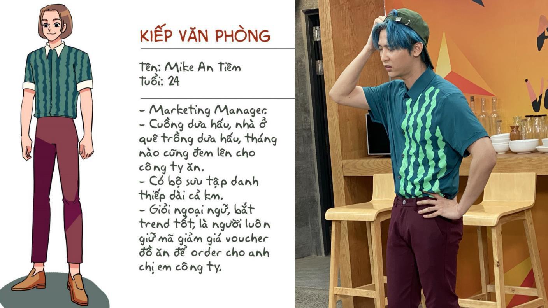 Hồng Thanh, Trang Hí sắp đụng độ trong Kiếp văn phòng - Ảnh 9.