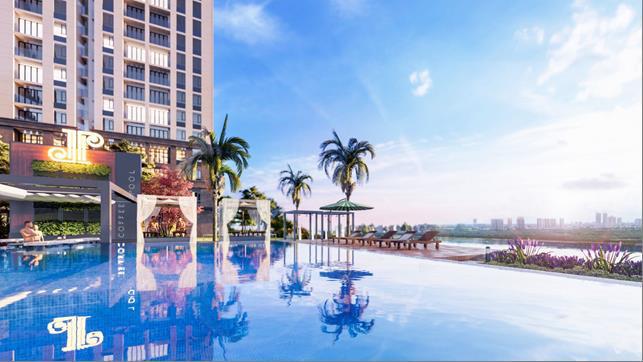 Tháp Vesta – La Partenza: Sức hút từ căn hộ view sông chuẩn resort tại Nam Sài Gòn - Ảnh 2.