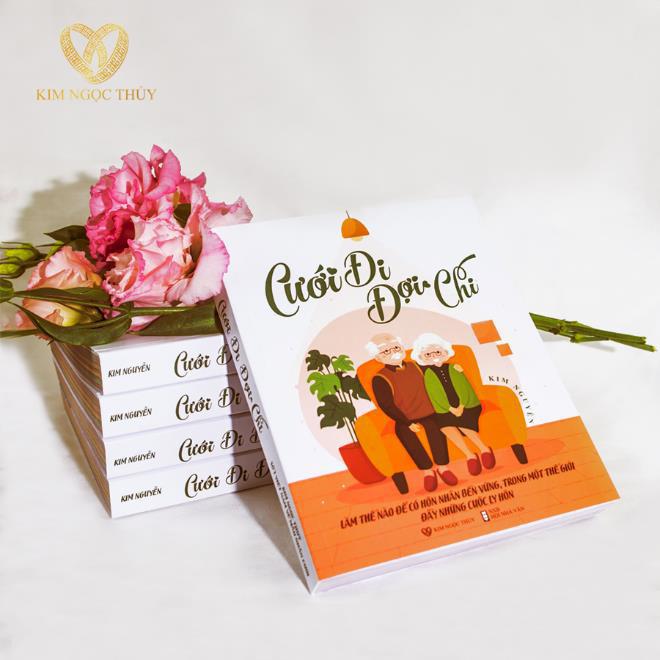 Ra mắt sách hot: Cưới Đi Đợi Chi - Bí kíp vàng để có cuộc hôn nhân bền vững - Ảnh 1.